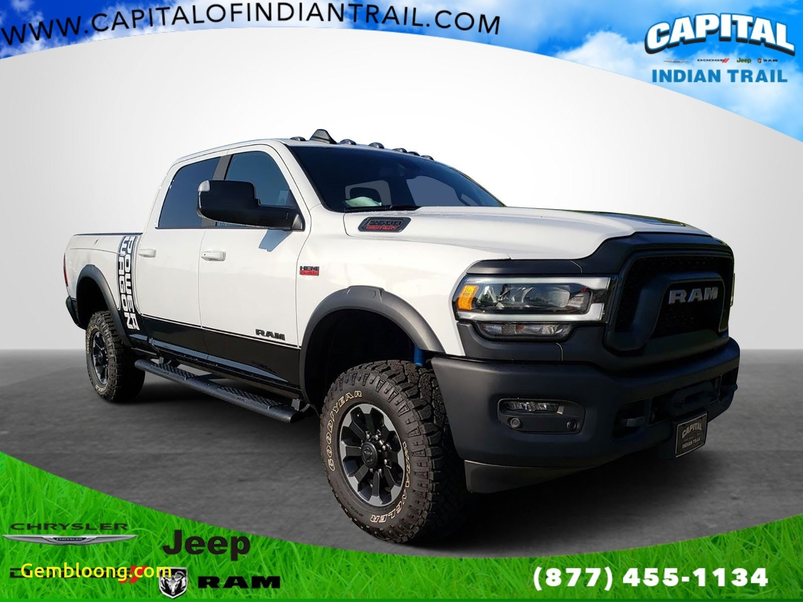 Used Dodge Ram Lovely New 2019 Ram 2500 Power Wagon Crew Cab 4x4 6 4 Box for Sale