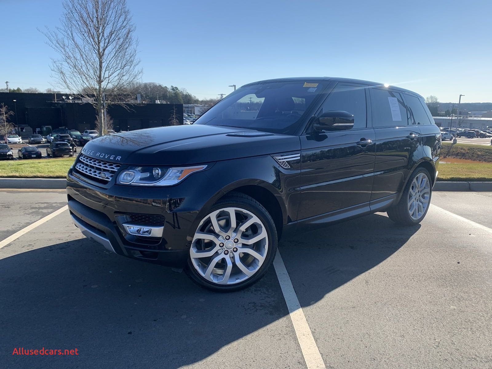Used Range Rover Sport Best Of Certified Pre Owned 2017 Land Rover Range Rover Sport Hse with Navigation & 4wd