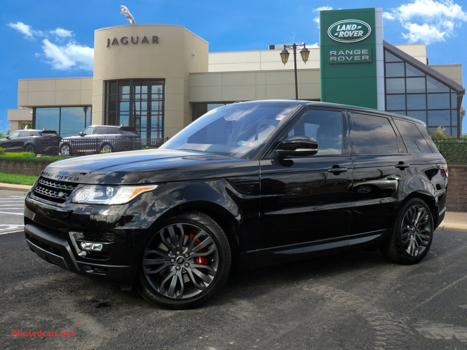 Used Range Rover Sport Luxury Certified Pre Owned 2017 Land Rover Range Rover Sport with Navigation & 4wd