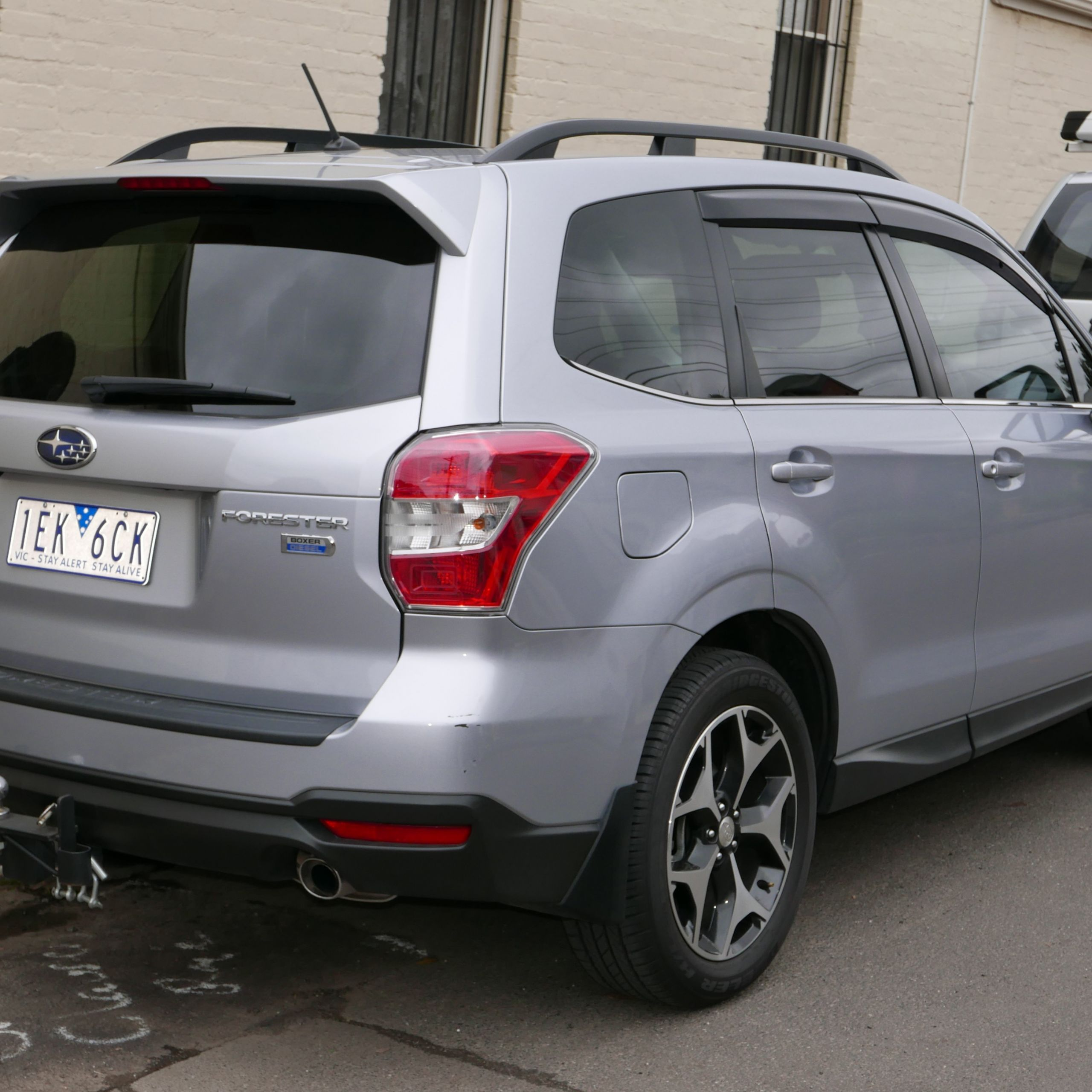 Used Subaru forester Best Of File 2013 Subaru forester Sj My13 2 0d S Wagon 2015 06 18