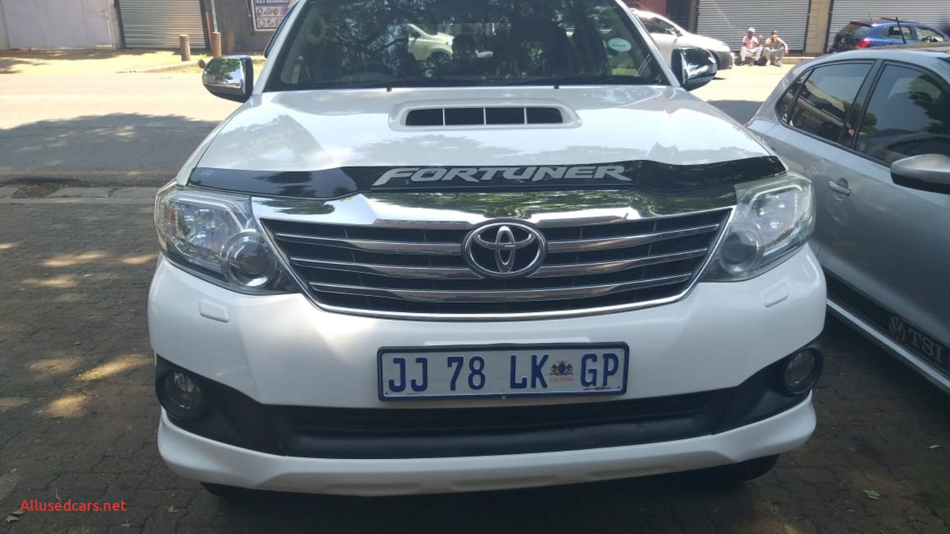Used toyota Lovely toyota fortuner 3 0d 4d 4x4 for Sale In Gauteng