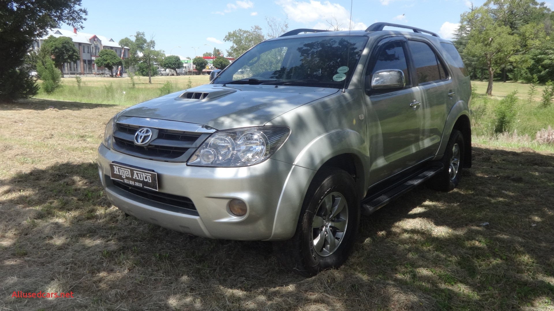 Used toyota Unique toyota fortuner 3 0d 4d 4x4 for Sale In Gauteng