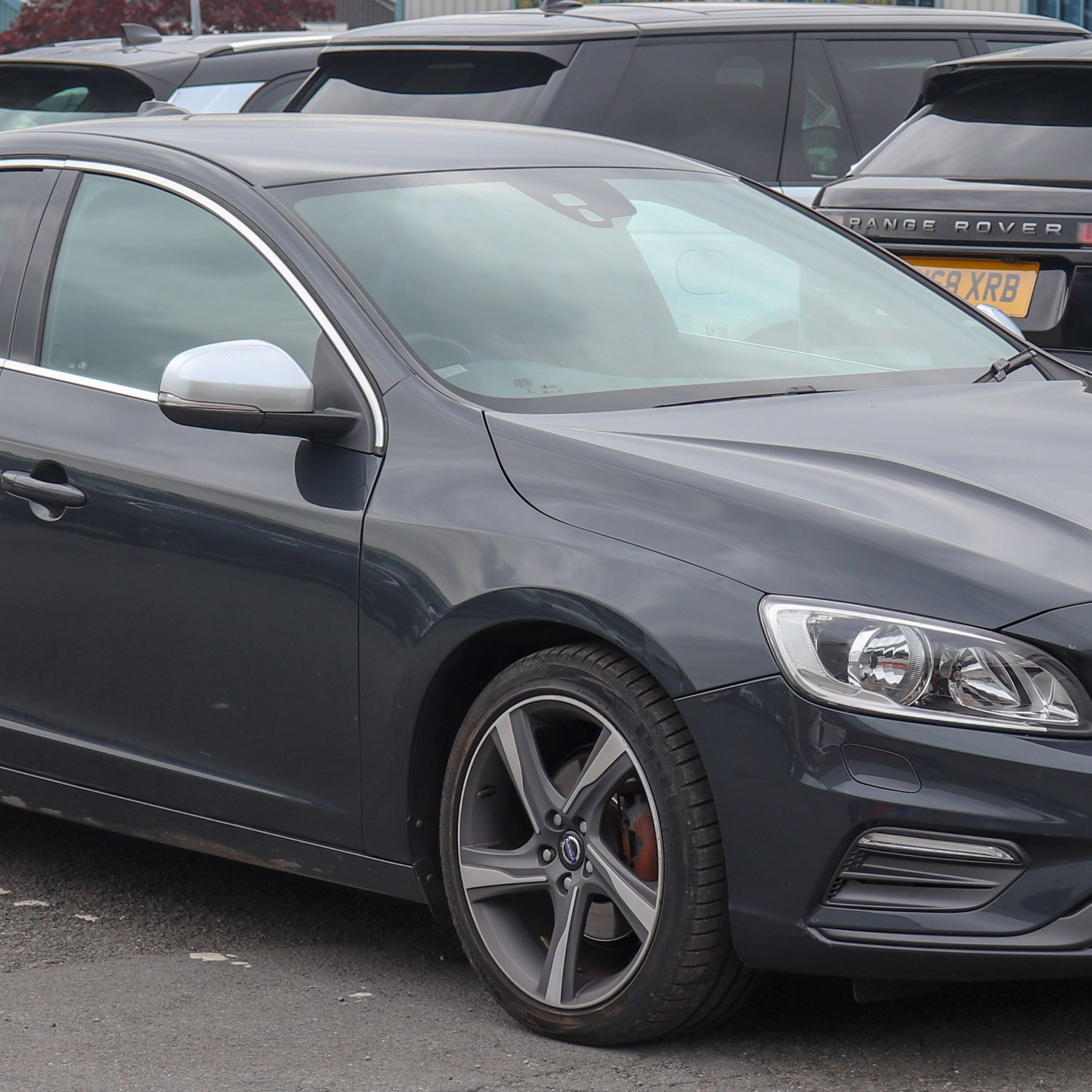 2014 Volvo S60 R Design D2 Automatic 1 6 Front