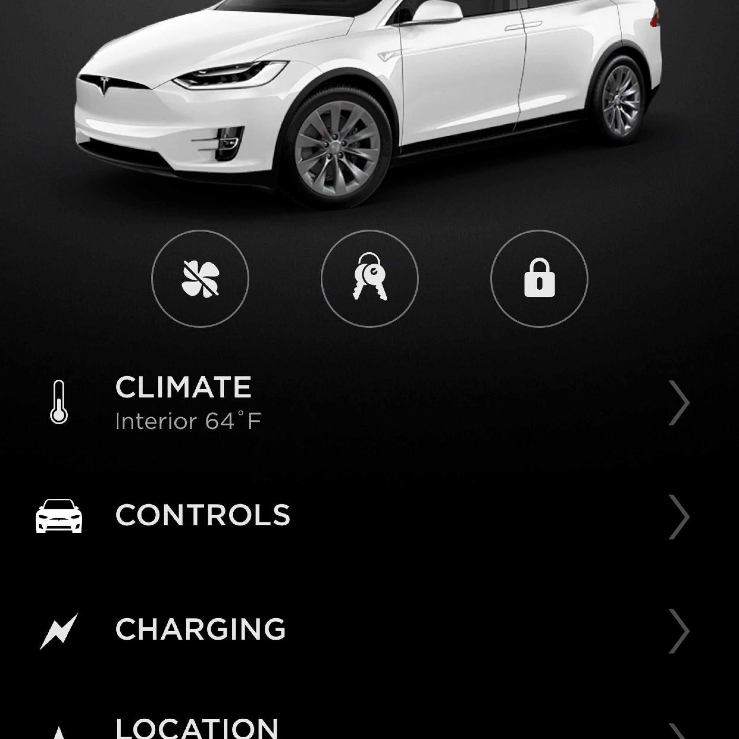 What Tesla Drives Itself Lovely Tesla S App now Sends Repair Status Notifications From the