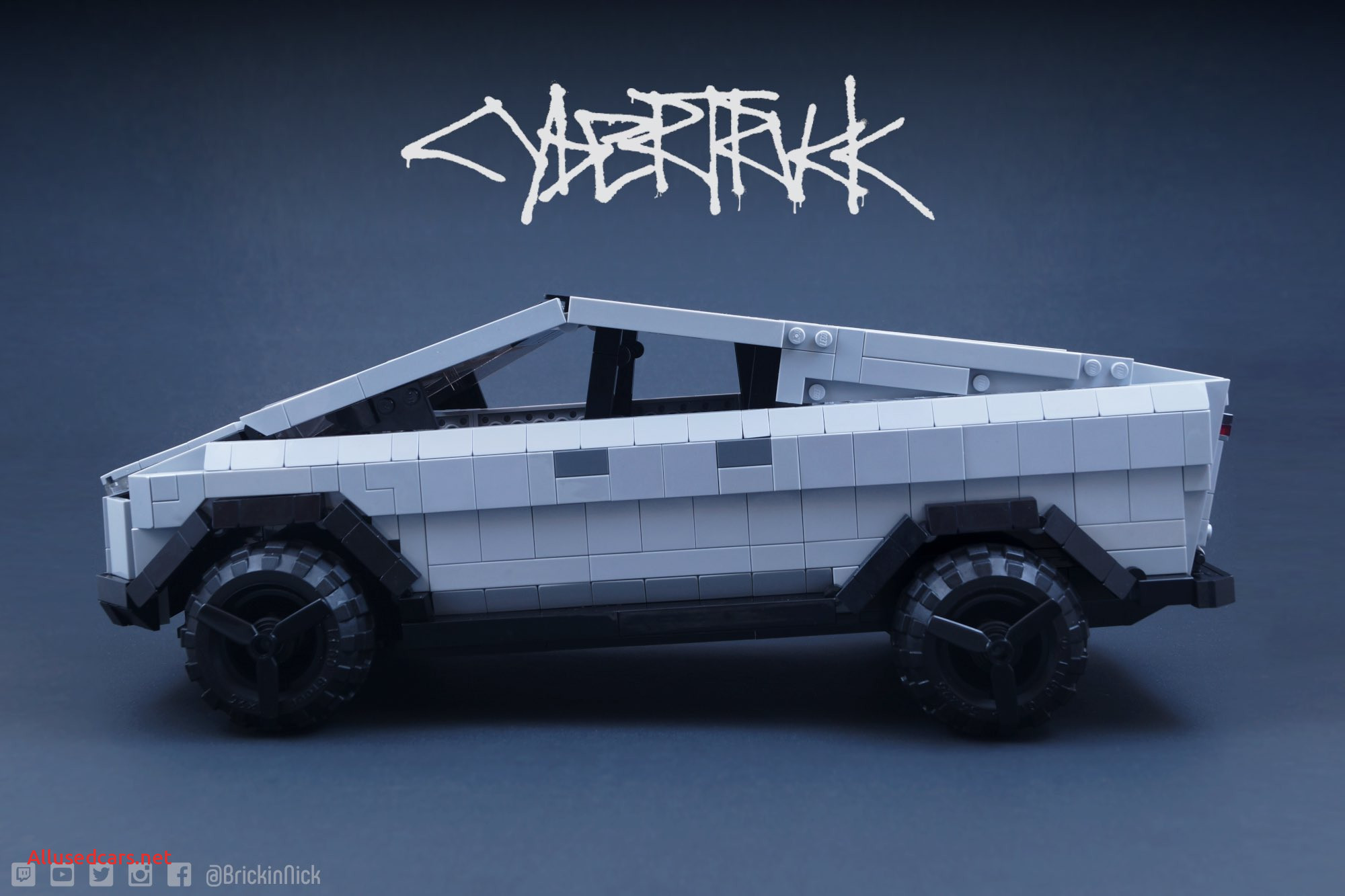 "When Tesla Cybertruck Beautiful Uživatel Brickinnick Na Twitteru ""the Tesla Cybertruck"