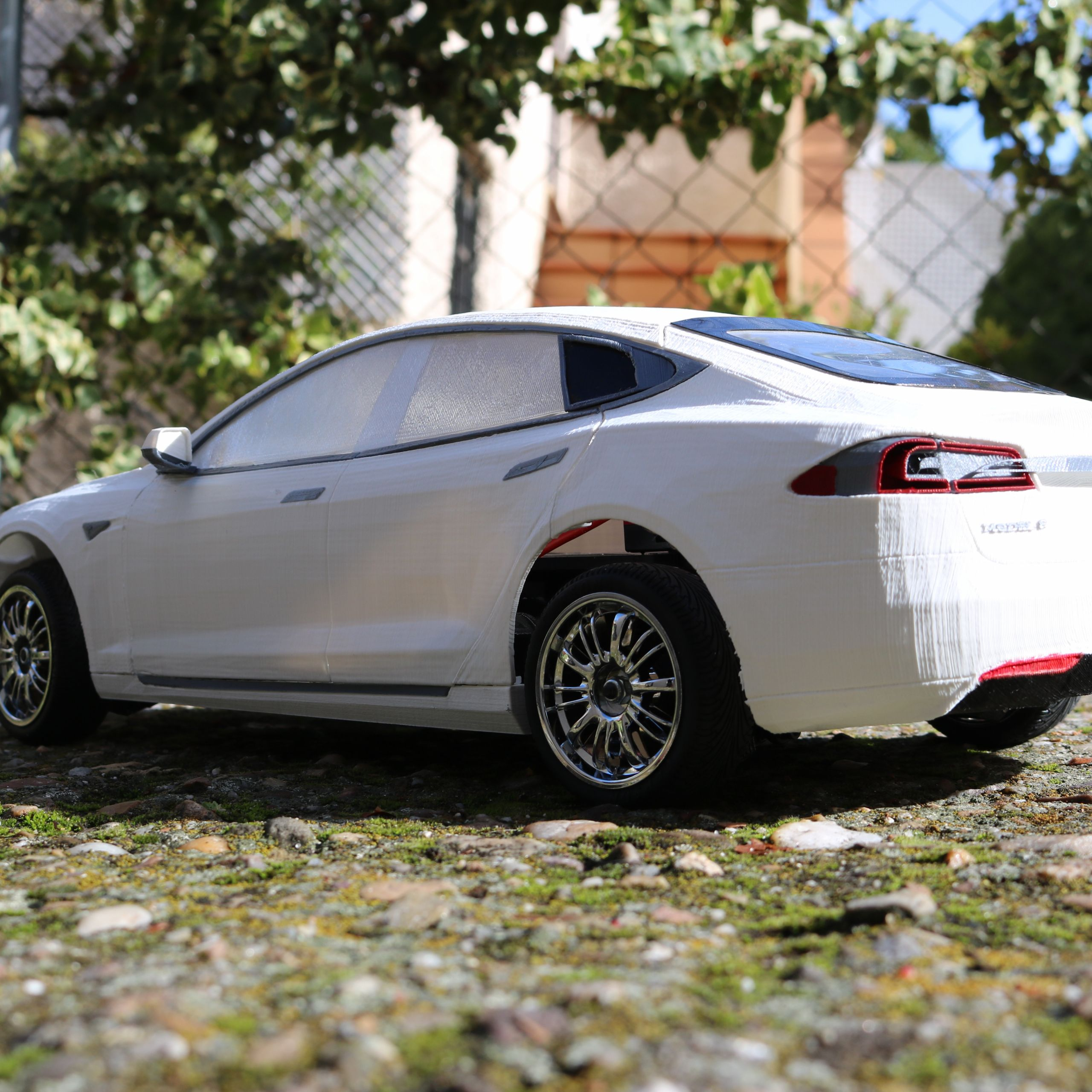 Will Tesla Keep Going Up Elegant Myrccar 1 10 Tesla Model S Road touring Rc Car Body by