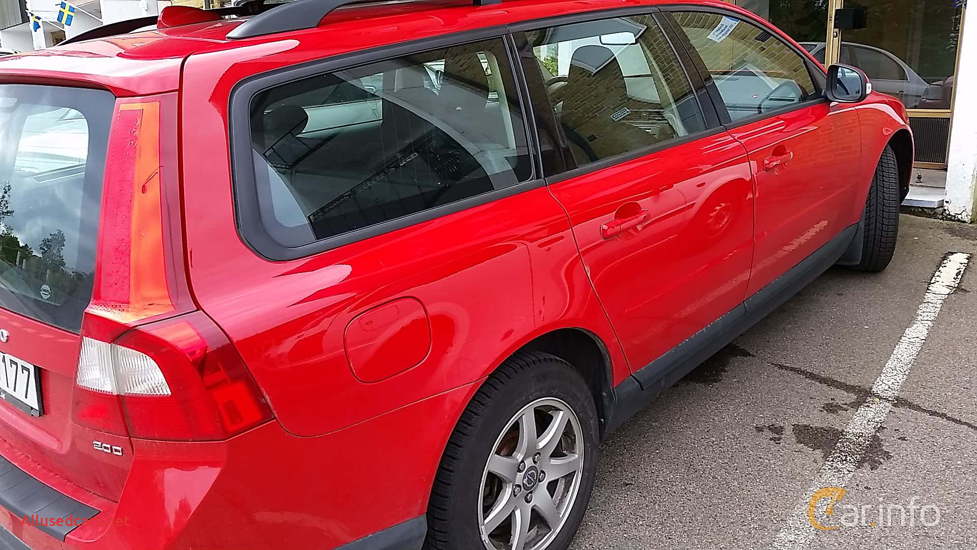 Xc70 Awesome Volvo V70 Generation 24 2 0 D Manual 6 Speed