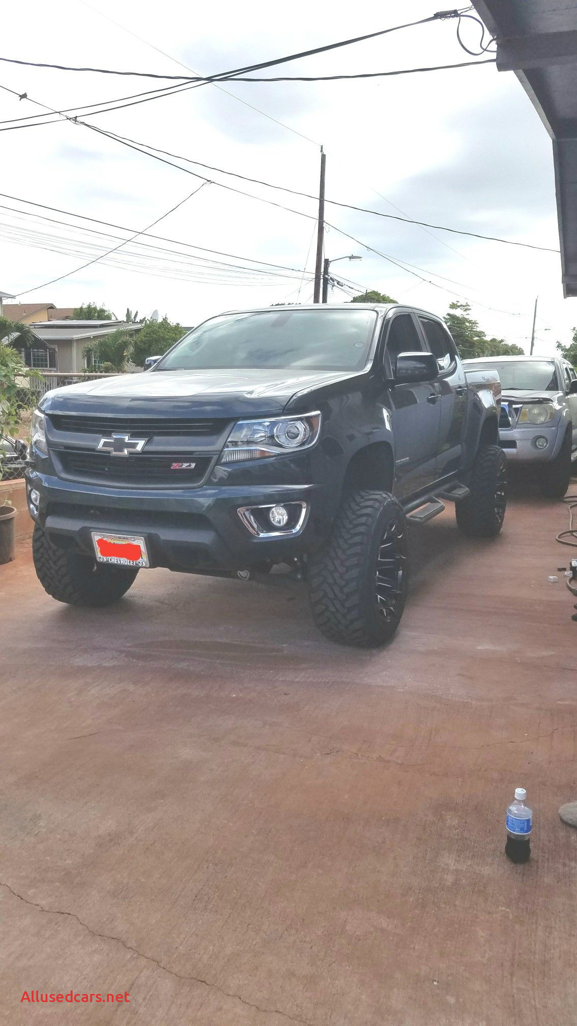 Elegant 09 Chevy Colorado