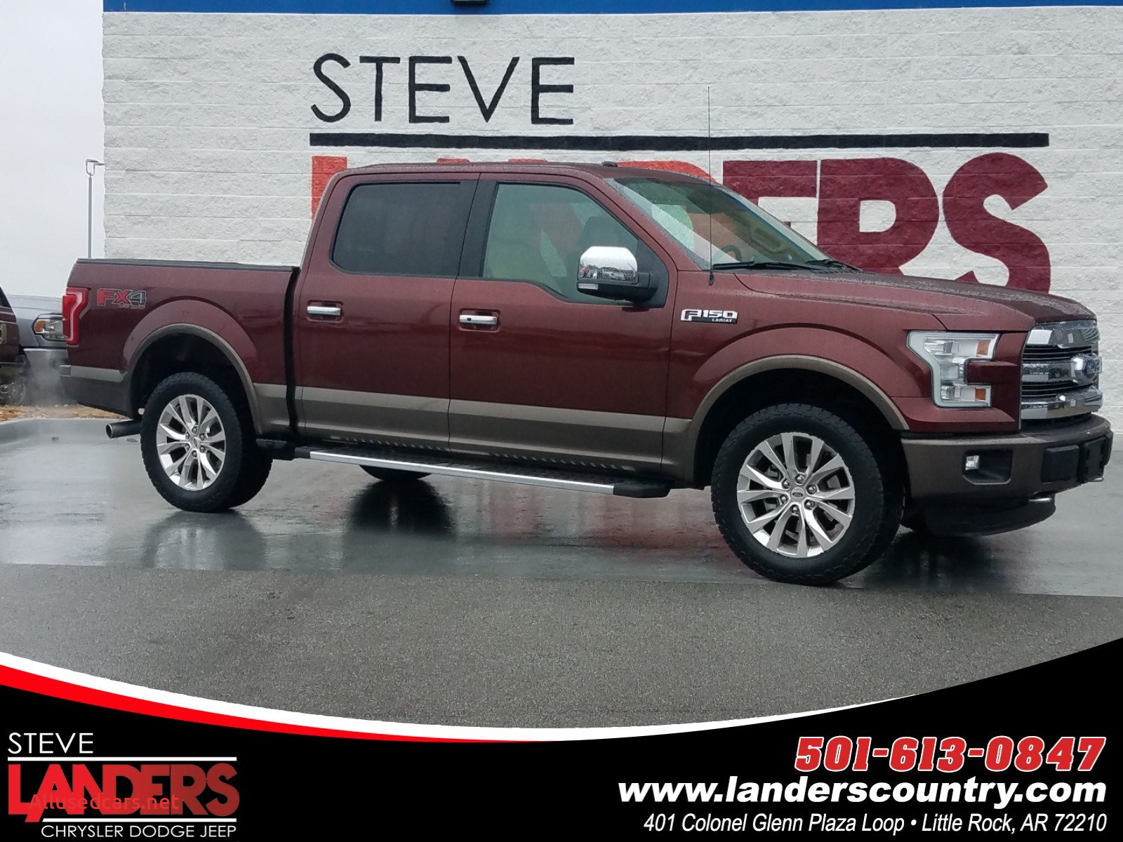 2016 ford F-150 Super Cab Unique Pre Owned 2016 ford F 150 Lariat 4wd
