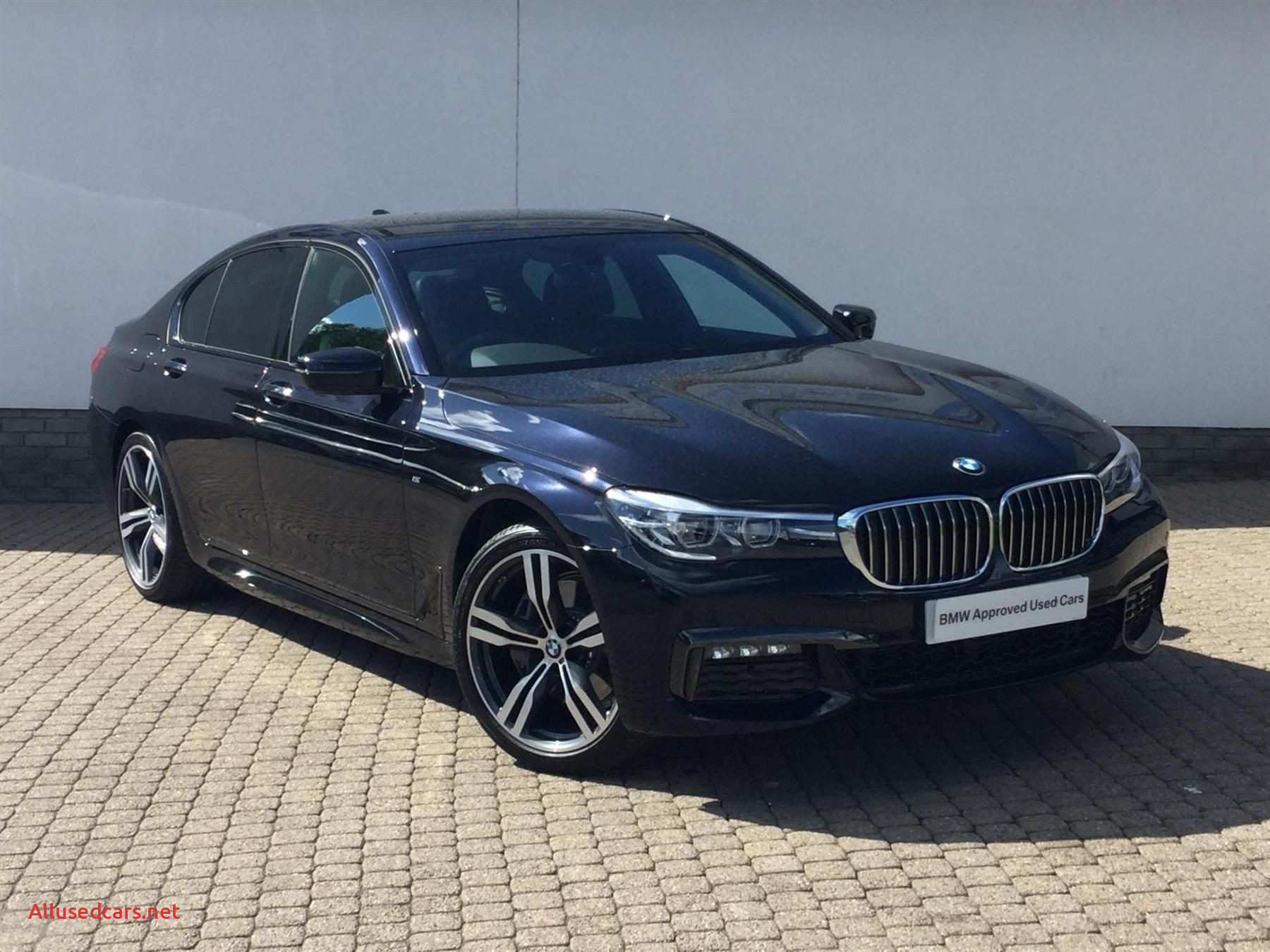 Activehybrid 7 Beautiful Used 2019 Bmw 7 Series G11 730d Xdrive M Sport Saloon B57