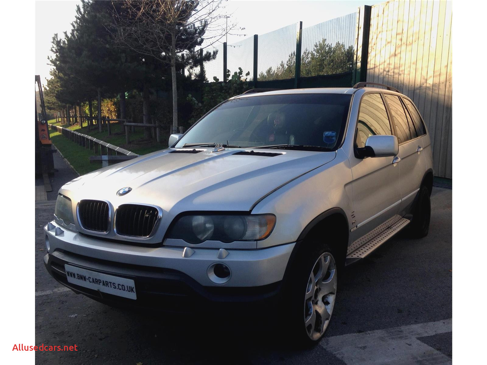 Beautiful Bmw X5 2002 Sports