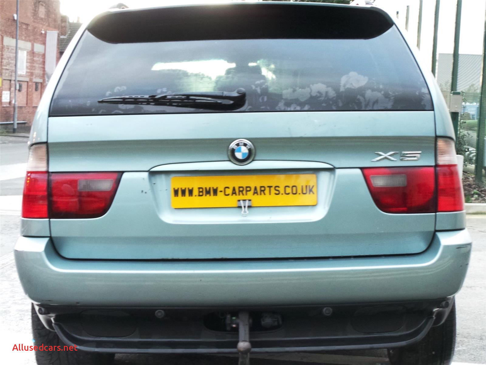 Bmw X5 2002 Sports Beautiful 2002 Bmw X5 D Sport Estate Diesel Automatic Breaking for