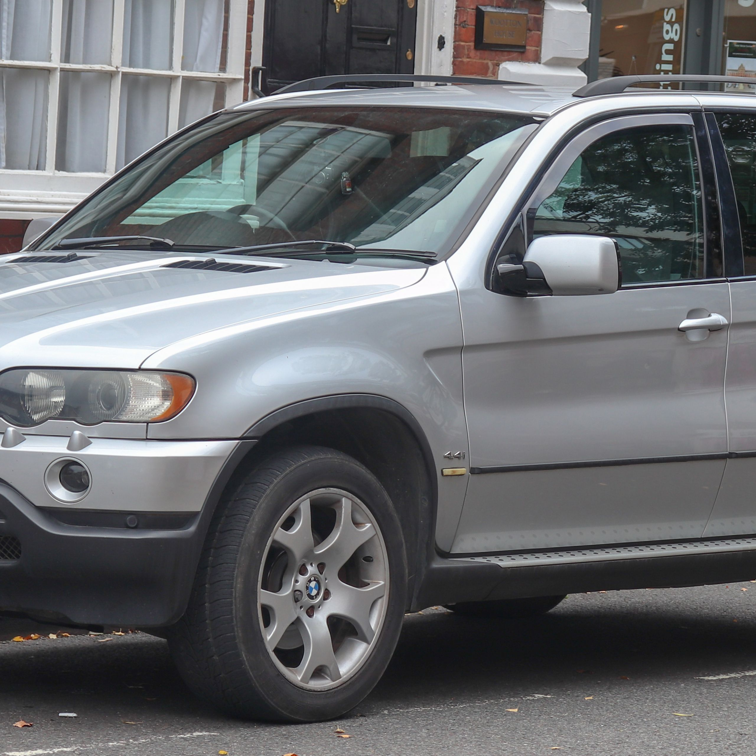 Bmw X5 2002 Sports Beautiful Bmw X5 E53