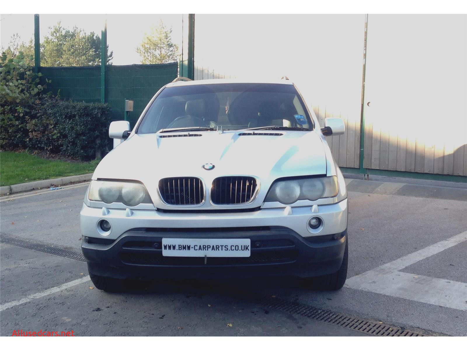 Bmw X5 2002 Sports Elegant 2002 Bmw X5 D Sport Estate Diesel Automatic Breaking for