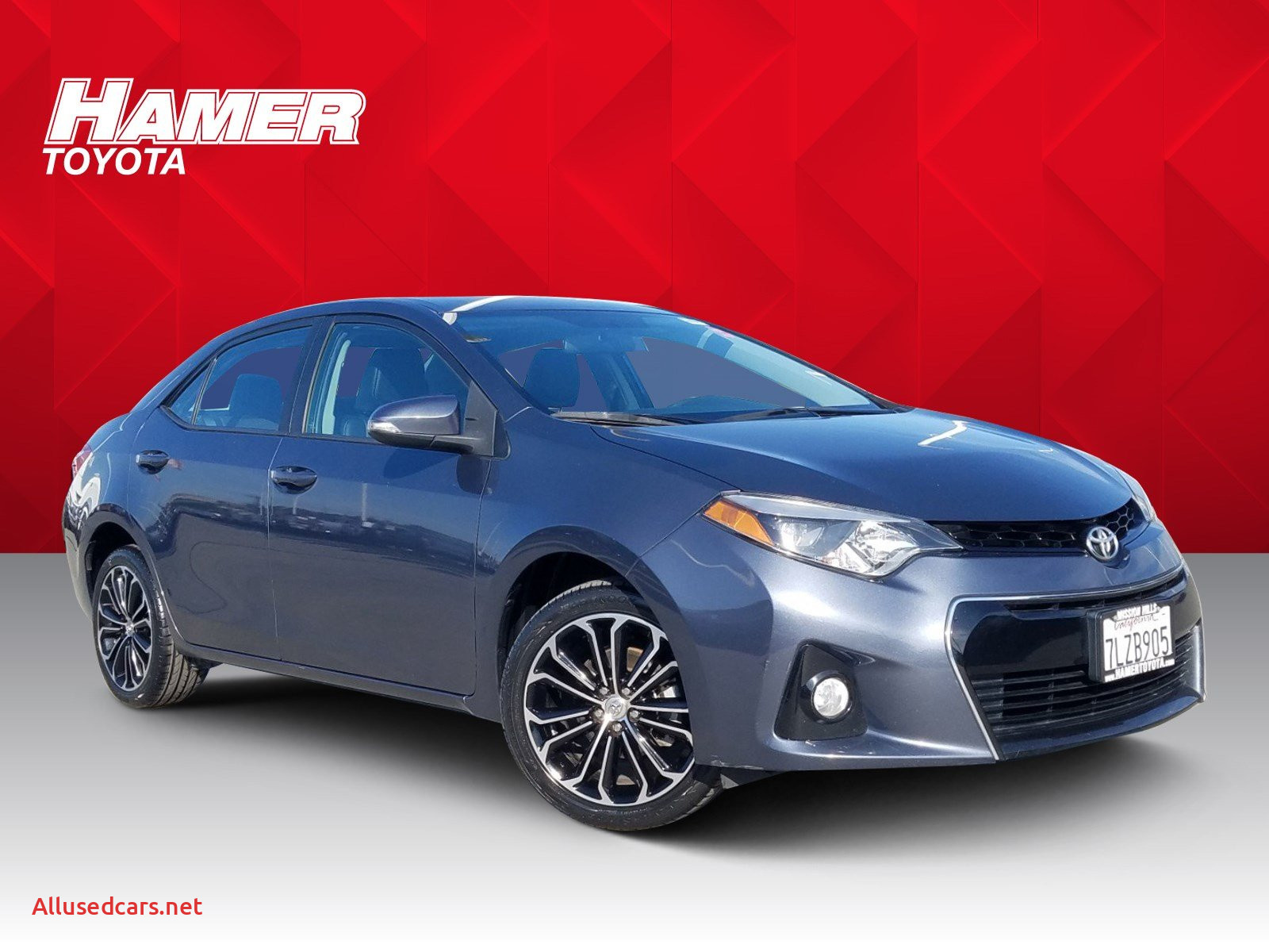 Buy New toyota Corolla 2015 Inspirational Pre Owned 2015 toyota Corolla S Plus Fwd 4dr Car