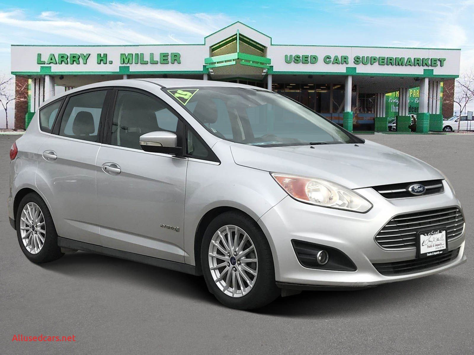 Ford C-max Energi Plug-in Hybrid New Pre Owned 2015 ford C Max Hybrid Sel Hatchback In Riverdale