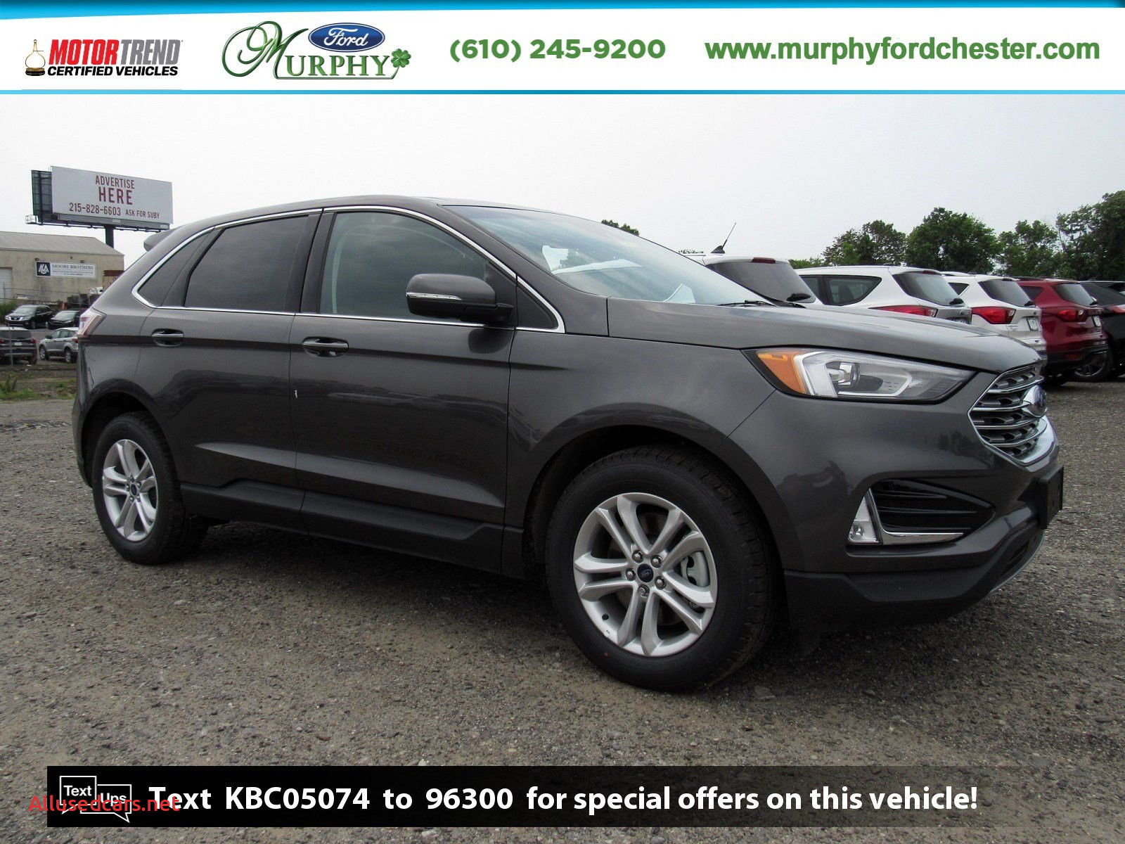 Ford Edge Sync 3 Best Of New 2019 ford Edge Sel Awd Sport Utility
