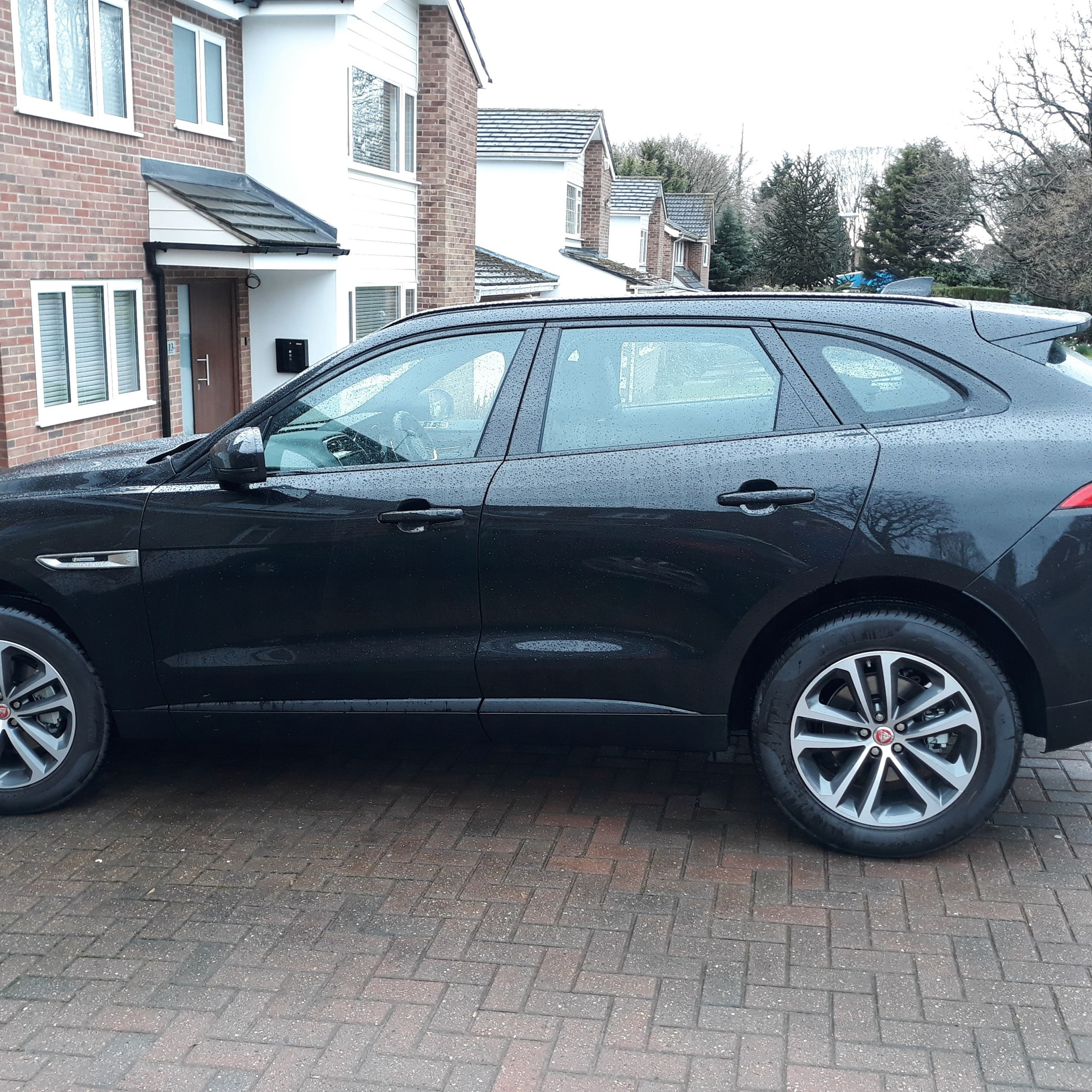 Low Milage Lease Luxury In Review Jaguar F Pace 2 0d R Sport Awd Diesel Auto