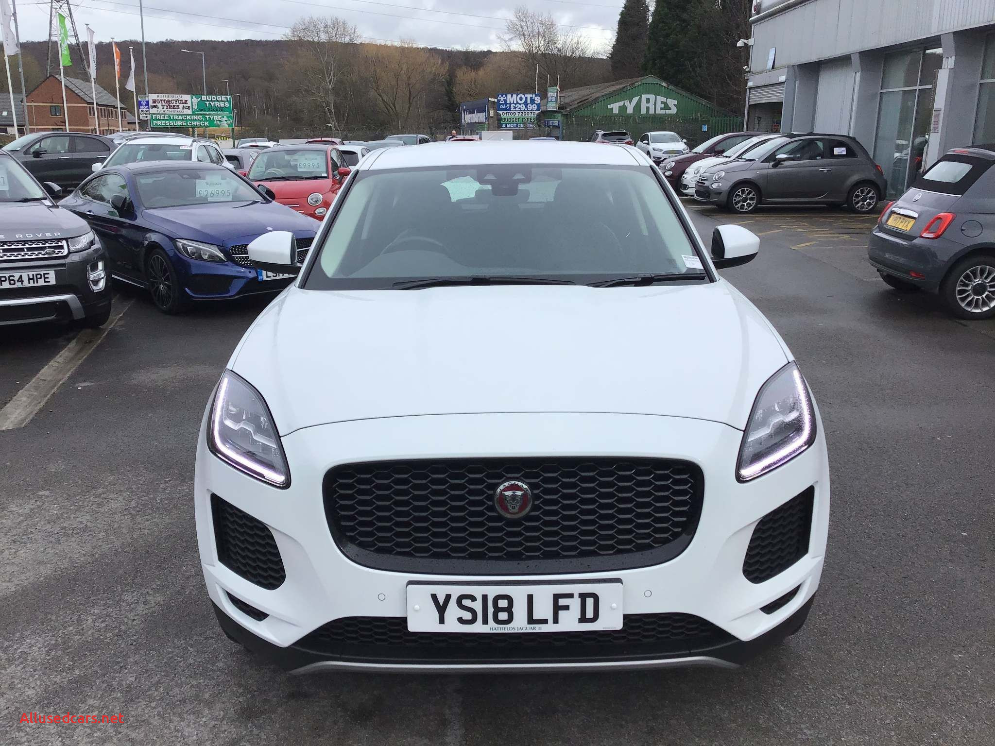 Find Used Vehicles Awesome Used Jaguar E Pace 2 0d Se 5dr Auto Ys18lfd Stoneacre