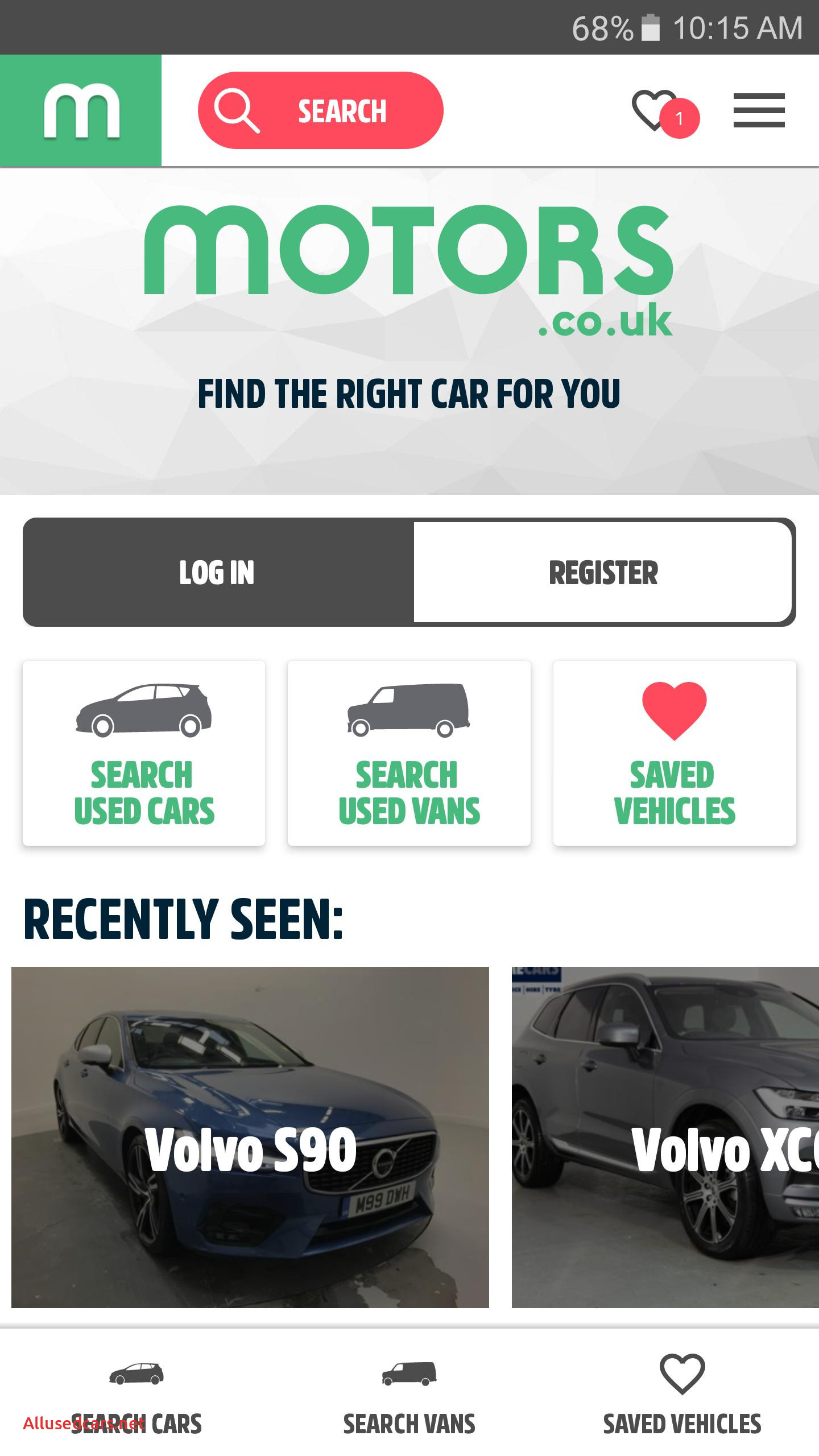 Find Used Vehicles Unique Motors Search & Buy Nearly New or Used Cars for