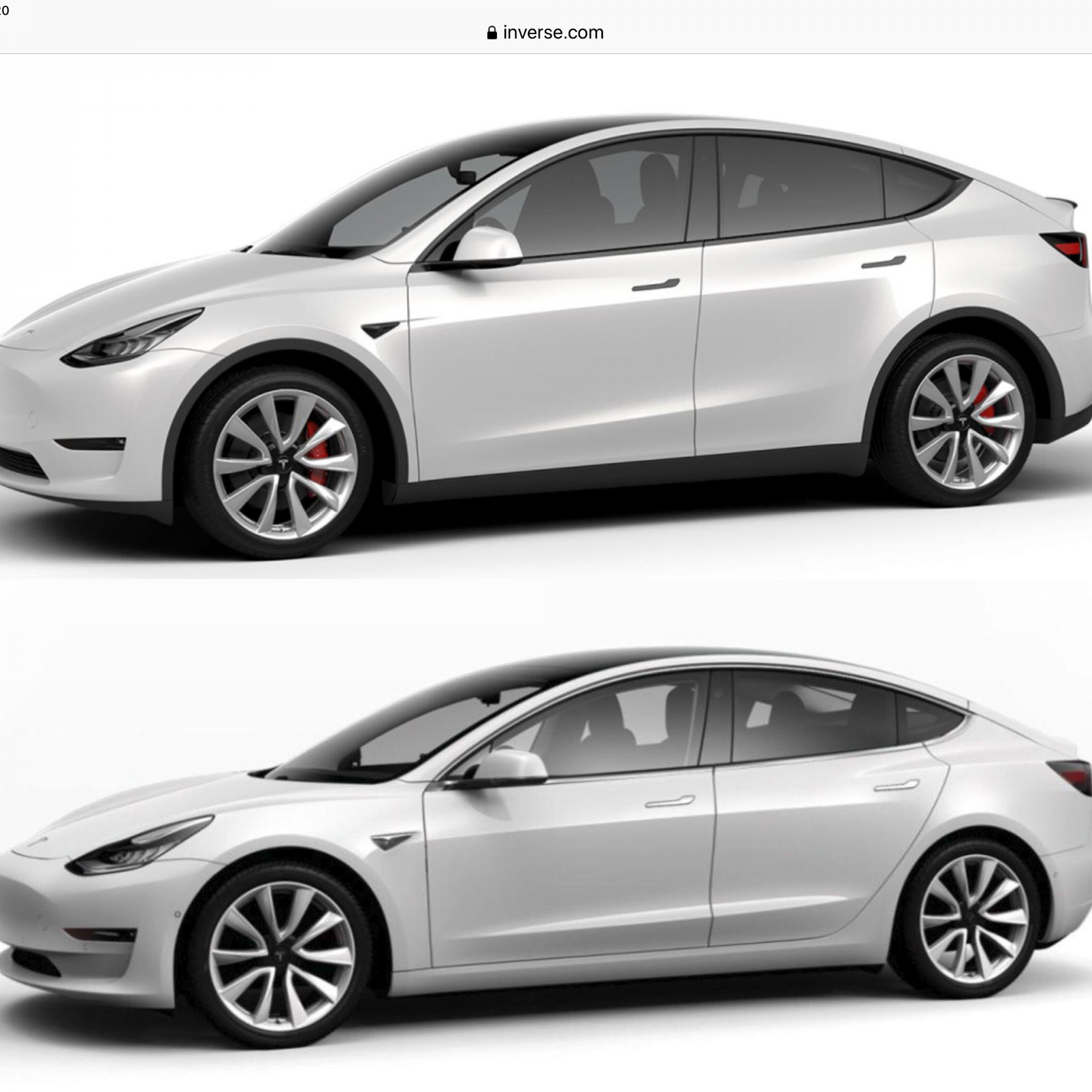 Order Tesla Model Y Inspirational Tesla Model 3 and Model Y Side by Side