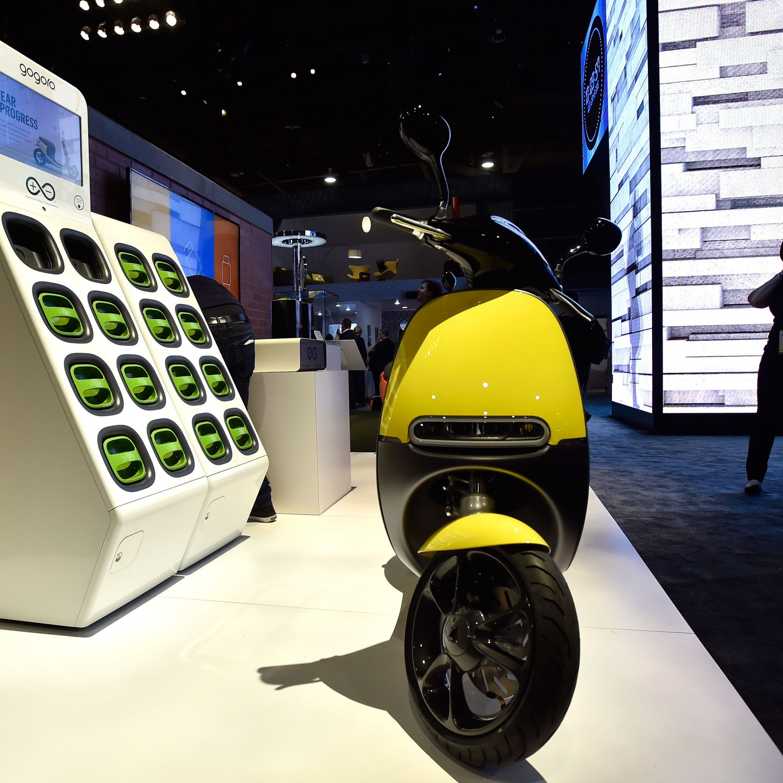 Rent A Tesla Las Vegas Luxury Gogoro and Coup Just Launched A $23 A Day Electric Scooter