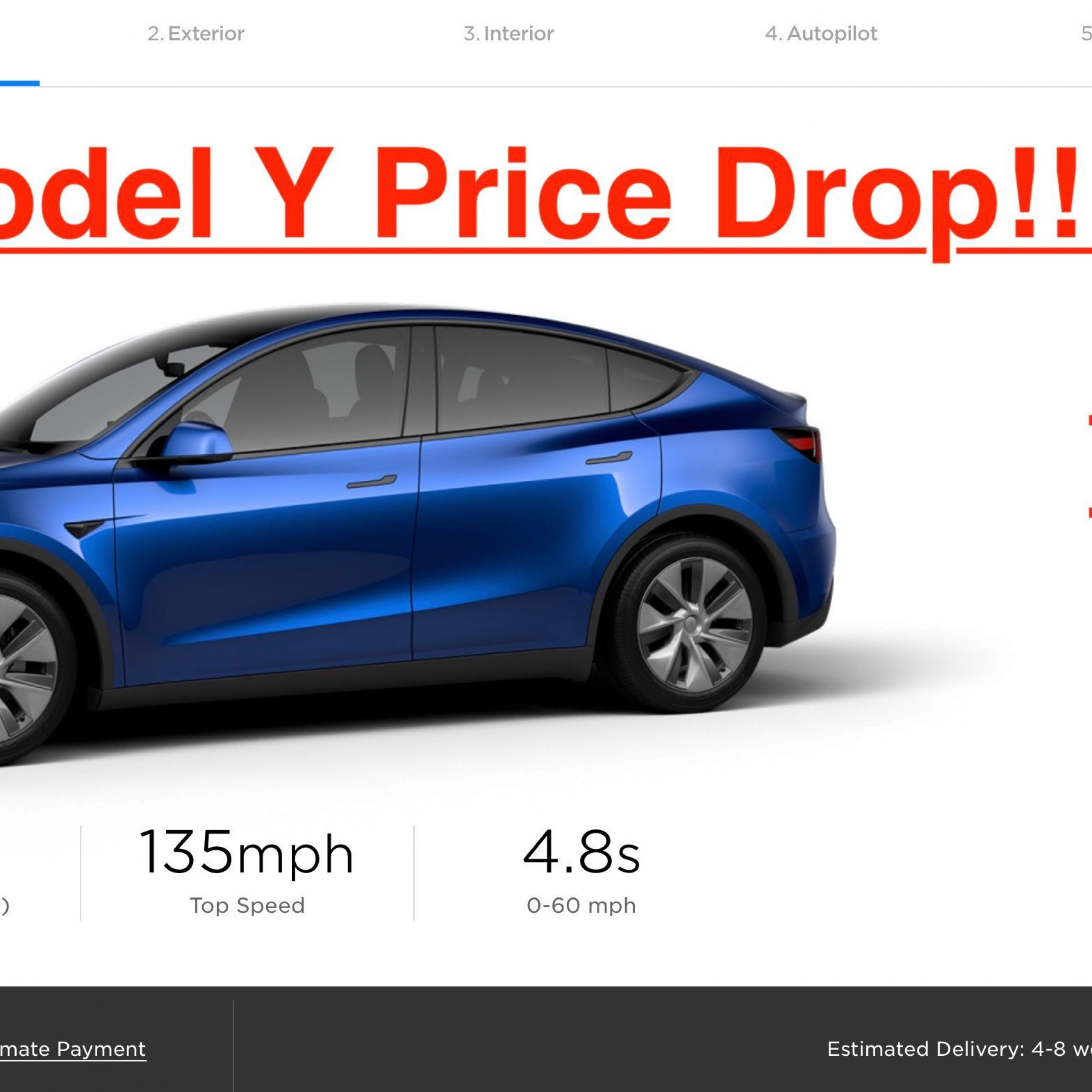 Tesla Announcement today Inspirational Tesla Reduces Model Y Prices now Starts Below $50 000