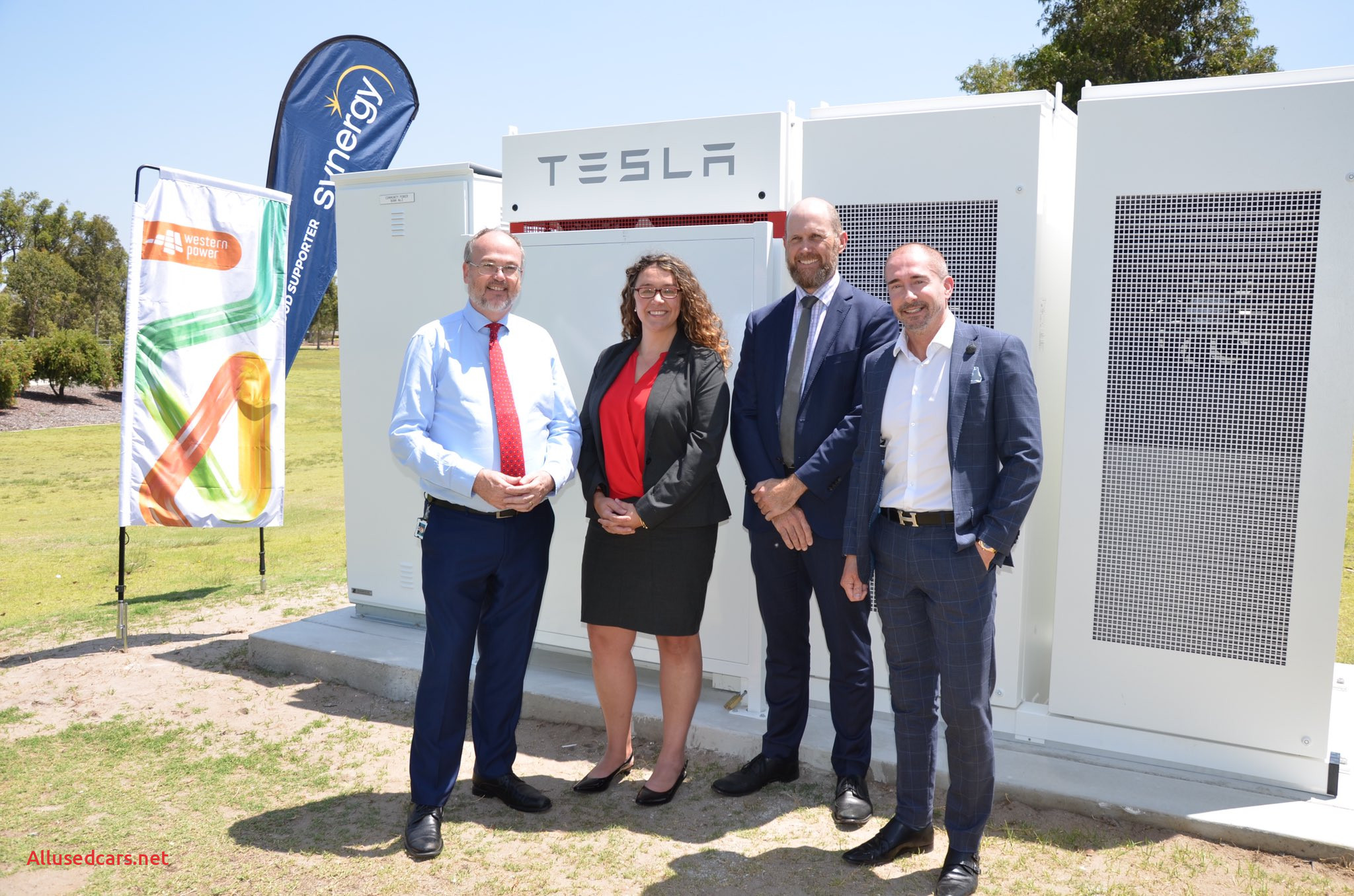 Tesla Battery Voltage New the Western Australian Government Bought A Tesla Battery for