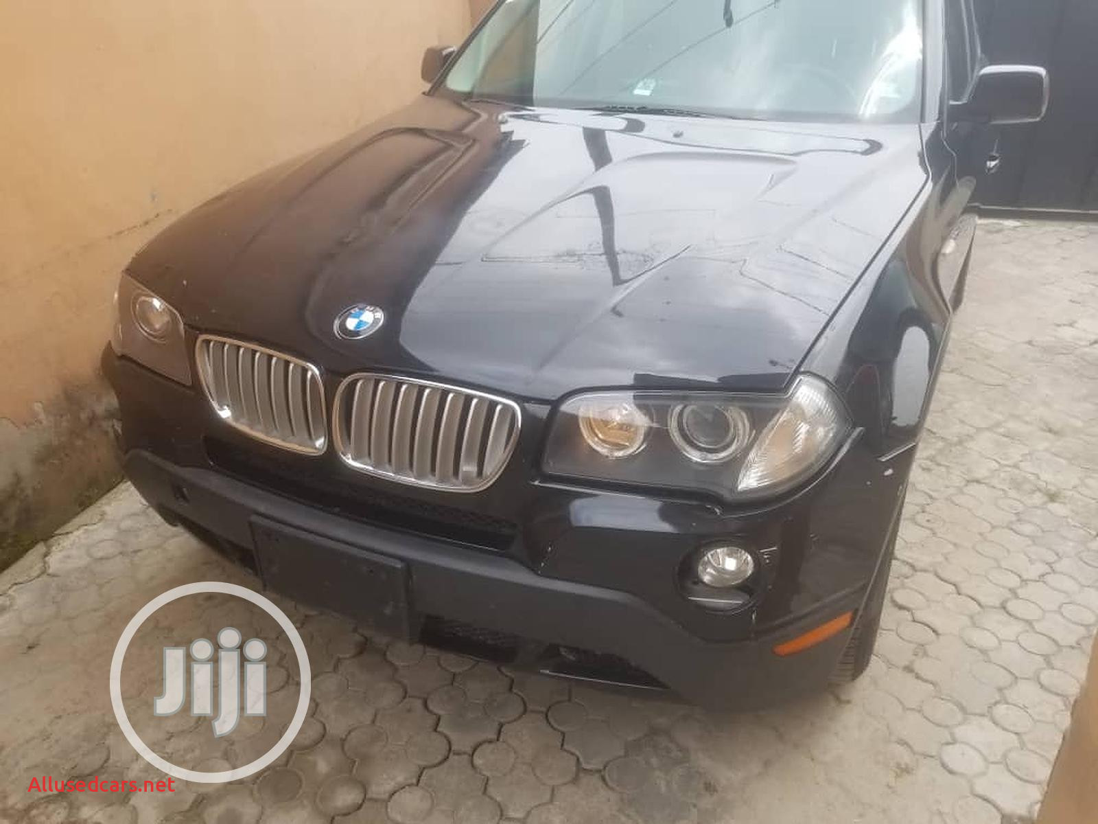 Used Cars for Sale In Nigeria New Bmw X3 2008 3 0d Automatic Black