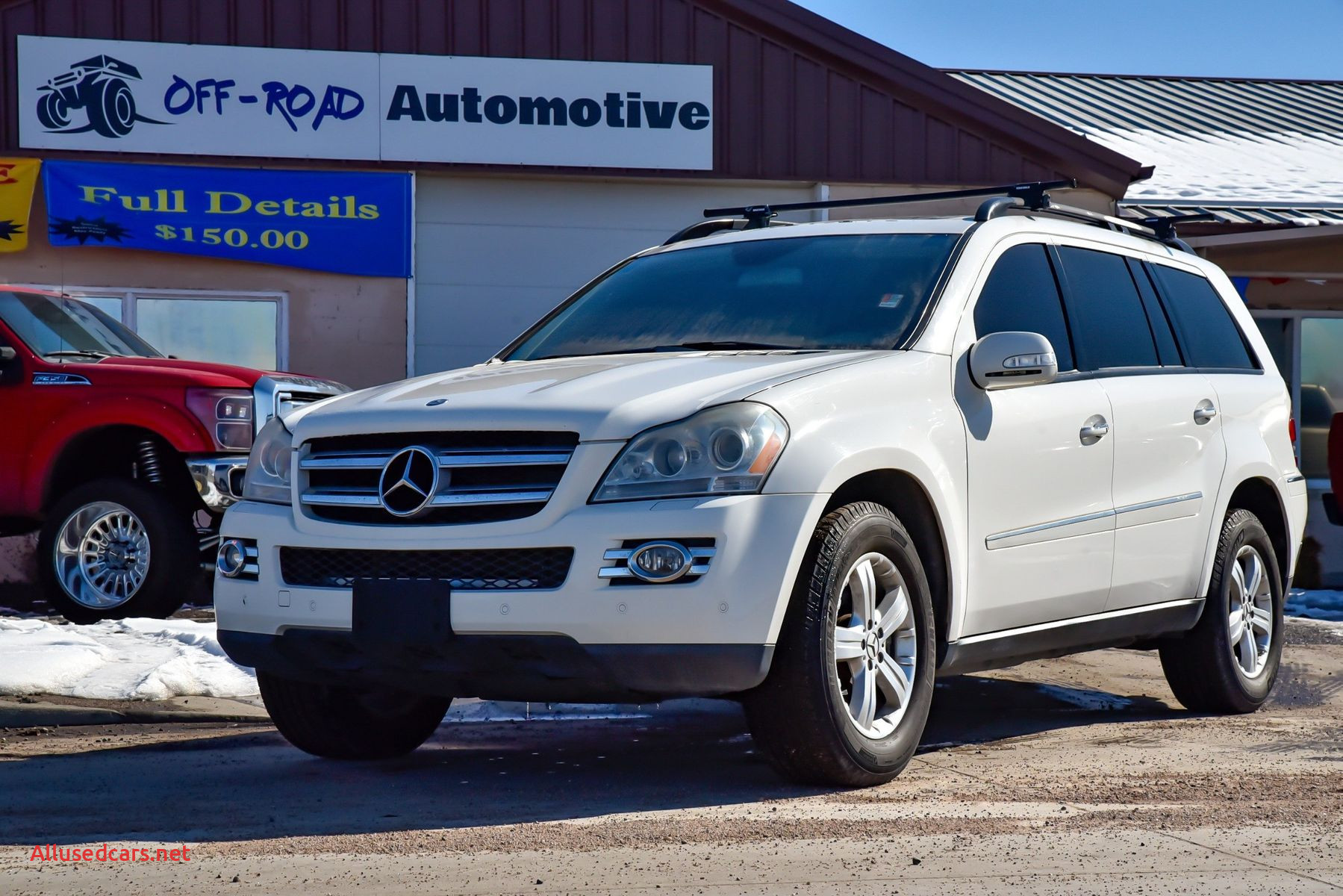 Used Cars for Sale with Free Carfax Luxury 2007 Mercedes Benz Gl Class Gl 450