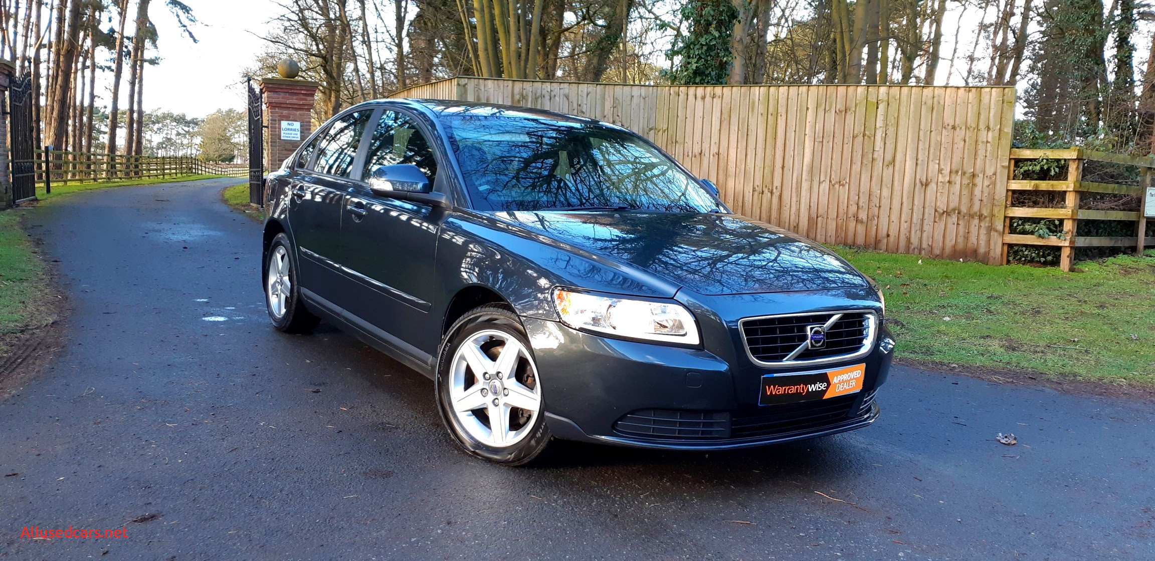 2009 volvo s40 2 0d for sale by woodlands cars ltd 4