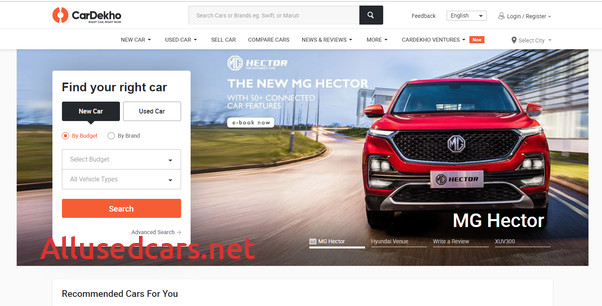 Buying Used Cars Websites Unique which is the Best Site In India to Used Cars In 2019