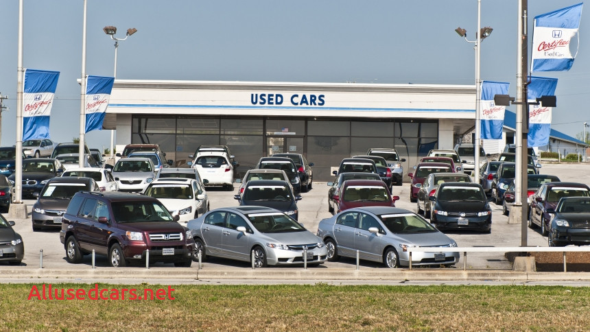 best place to a used car
