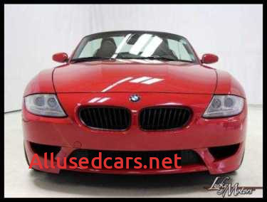 Red Interior Cars for Sale Near Me Best Of 2007 Bmw Z4 M Roadster Premium Pkg Heated Seats Red for