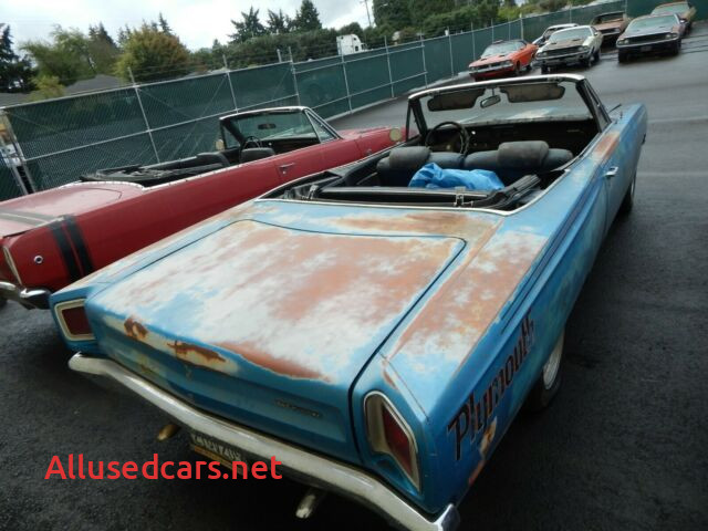 Does Graveyard Carz Have Cars for Sale Awesome 1969 Road Runner Convertible 383 Automatic B5 Graveyard