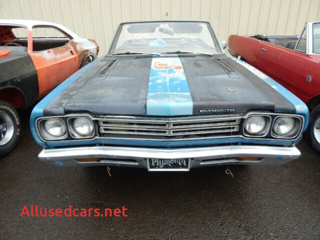 Does Graveyard Carz Have Cars for Sale Inspirational 1969 Road Runner Convertible 383 Automatic B5 Graveyard