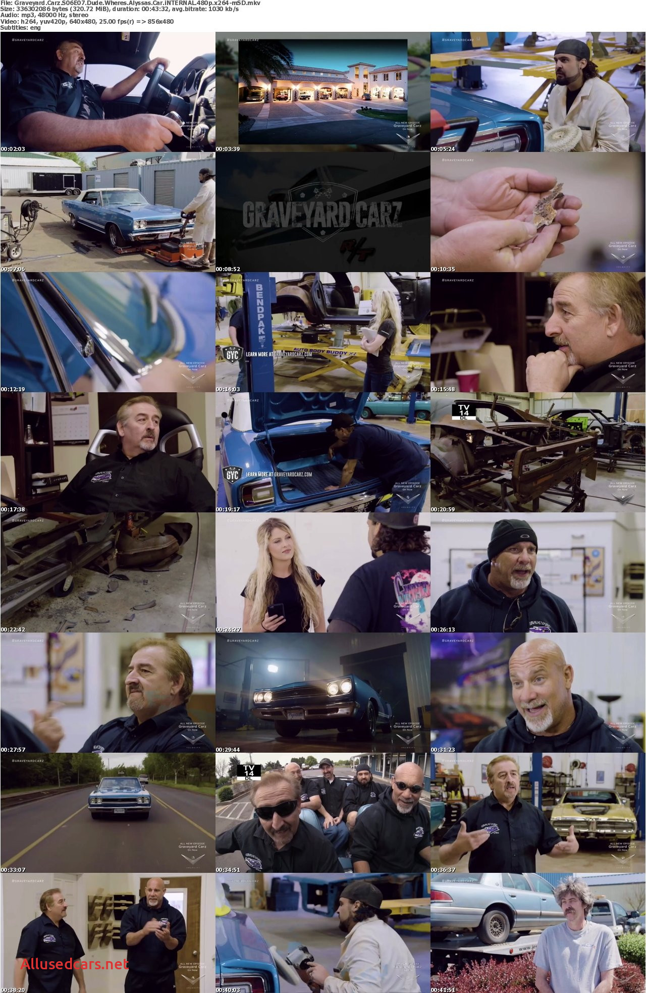Where is Graveyard Carz Located Beautiful Download Graveyard Carz S06e07 Dude wheres Alyssas Car