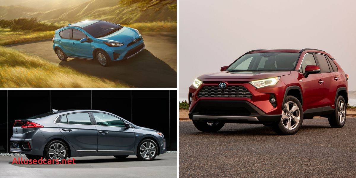 Best Hybird Suv Inspirational the 10 Cheapest New Hybrid Cars and Suvs You Can Buy In 2019