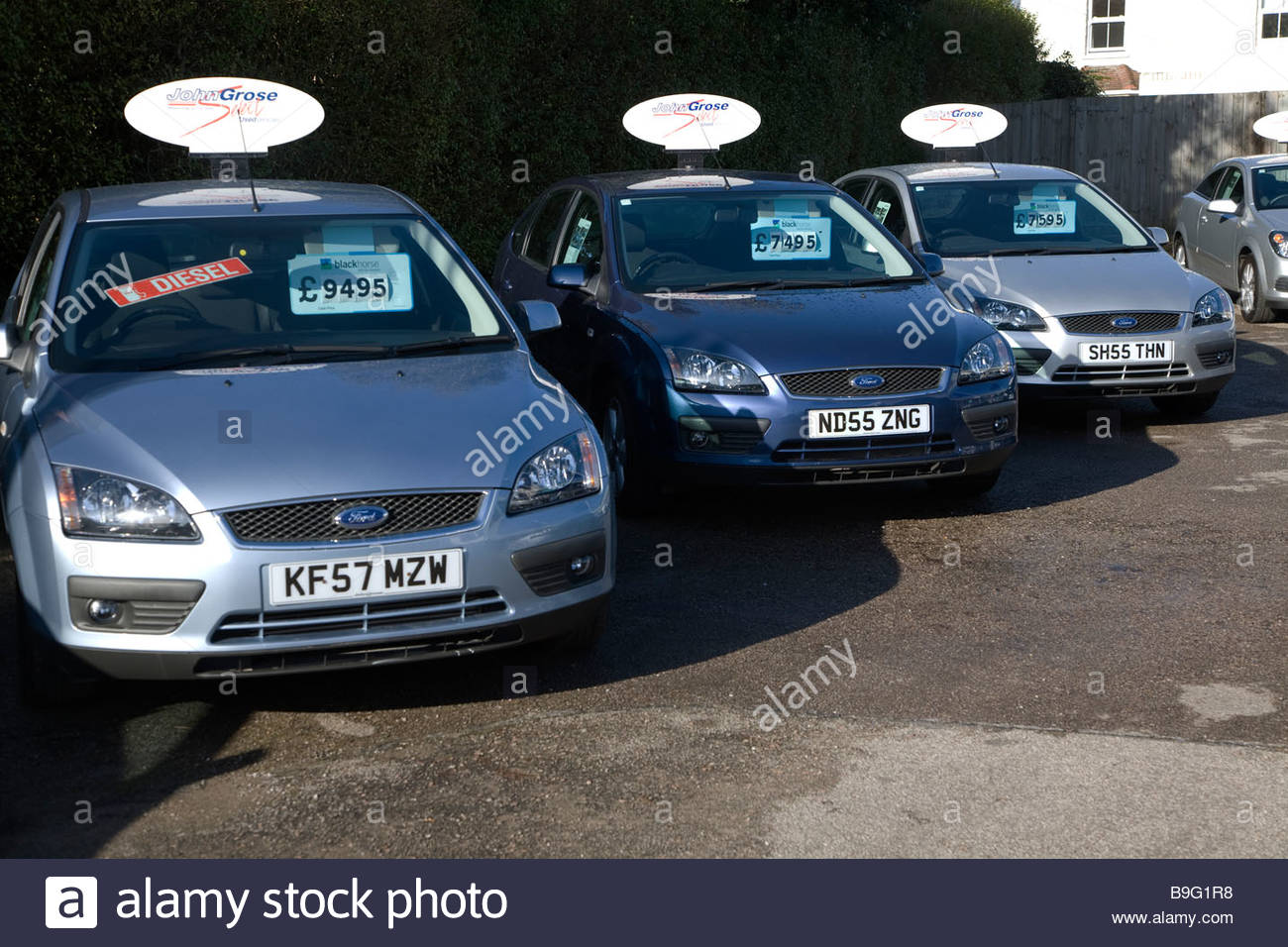 2nd Hand Cars for Sale Near Me Luxury Second Hand Cars High Resolution Stock Photography and Images - Alamy