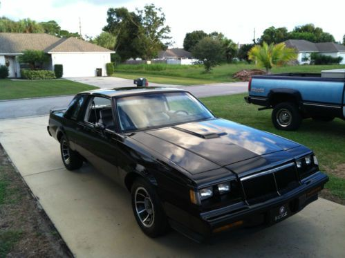 G Body Cars for Sale Near Me Awesome Buy Used Grand National, Buick, Muscle Car, G-body, Turbo In Vero ...