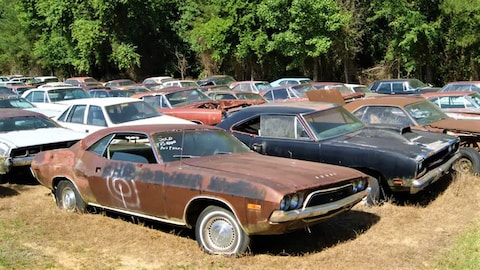Old Junk Cars for Sale Near Me Inspirational 5 Insanely Cool Muscle Car Junkyards!