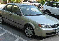 02 Mazda Protege Hatchback Awesome 2002 Mazda Protege 4 Door Sedan Dx Automatic