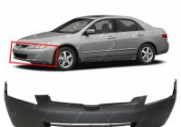 07 Honda Accord New Vintage Wedding Decorations Honda Accord Front Bumper