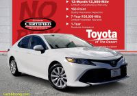 1 000 Cars for Sale Near Me Unique Certified Pre Owned 2019 toyota Camry Le Fwd 4dr Car