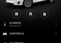 1 Gauss to Tesla Lovely Tesla S App now Sends Repair Status Notifications From the