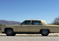 1991 Cadillac Fleetwood Brougham Beautiful Cadillac A Lifetime 1991 Cadillac Brougham — D is for