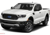 2001 ford Ranger Models Fresh 2020 ford Ranger Xlt 4×2 Supercab 6 Ft Box 126 8 In Wb Specs and Prices