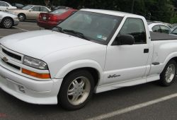 Luxury 2002 Chevy S10