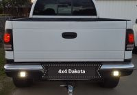 2004 Dodge Dakota Awesome Custom Bumper Lights