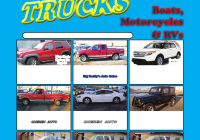 2004 Dodge Dakota Unique Autos & Trucks issue 4 Volume 11